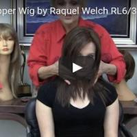 Show Stopper Wig by Raquel Welch RL6/30