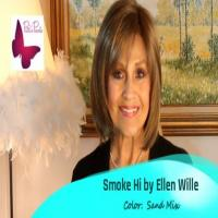 Wig Review:  Smoke Hi by Ellen Wille in Sand Mix