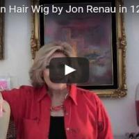 Sophia Human Hair Wig by Jon Renau in 12FS8