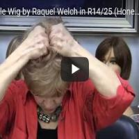Sparkle Wig by Raquel Welch in R14/25 (Honey Ginger)