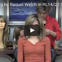 Spotlight Wig by Raquel Welch in RL14/22 Shaded Wheat
