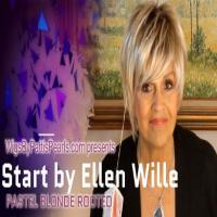 Wig Review:  Start by Ellen Wille in  Pastel Blonde Rooted