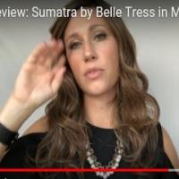 Wig Review: Sumatra by Belle Tress in Mocha with Cream