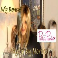 Wig Review:  Taylor by Noriko in Sugar Cane-R