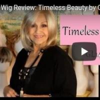 Wig Review:  Timeless Beauty by Gabor in Sandy Blonde (GL14-22)