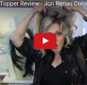 Top Notch Topper Review - Jon Renau Color 12FS8