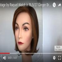 upstage by Raquel welch in RL5/27 Ginger Brown