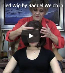 Upstage Hand Tied Wig by Raquel Welch in RL4/6