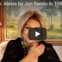 Wig Review:  Alexis by Jon Renau in 10RH16