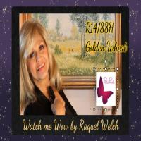 Wig Review:  Watch Me Wow by Raquel Welch in R14/88H (Golden Wheat)
