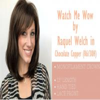 Watch me Wow by Raquel Welch in R6/30H (Chocolate copper)
