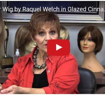 Winner Wig by Raquel Welch in Glazed Cinnamon R3025S